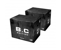 B.C Plyobox 50 - 50 - 75 Cm Master Fitness