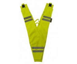 Reflexkrage Wowow Collar For Adults gul/reflex
