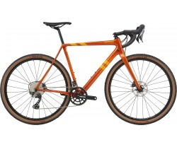 Cyclocross Cannondale SuperX 1 orange