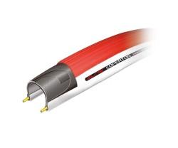 Trainerdäck Elite Coperton 23-622 vikbart röd/vit
