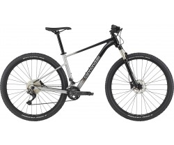MTB Cannondale Trail SL 4 svart/silver