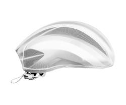 Mygg och insektsöverdrag Gripgrab Bugshield Helmet Cover Vit