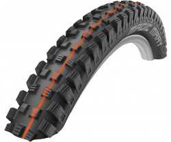 "Däck Schwalbe Magic Mary Snakeskin TL-Easy Addix Soft 60-584 (27.5 x 2.35"") vikbart svart"