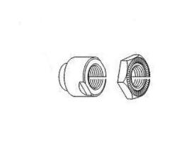 Lagerkona Shimano FH-RM35 höger
