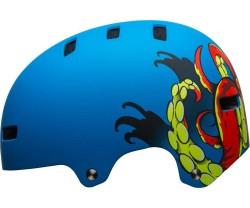 Hjälm Bell Span matt force Blue Octobeast