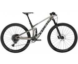 Trek Top Fuel 9.7 svart