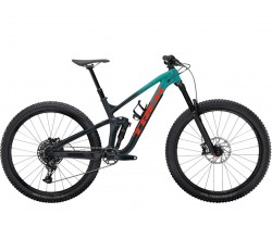 MTB Trek Slash 7 svart/turkos