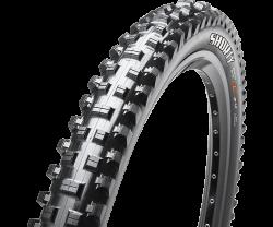 "Cykeldäck Maxxis Shorty DH 3C Maxx Grip 61-584 (27.5 x 2.4"") svart"