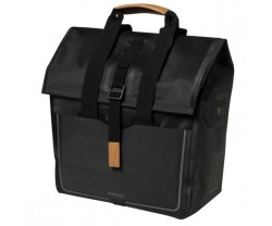 Cykelväska Basil Urban Dry Shopper 20 L Black