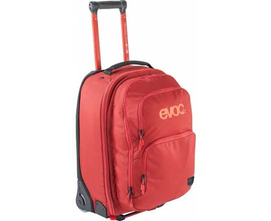 Resväska Evoc Terminal Bag 60 l röd