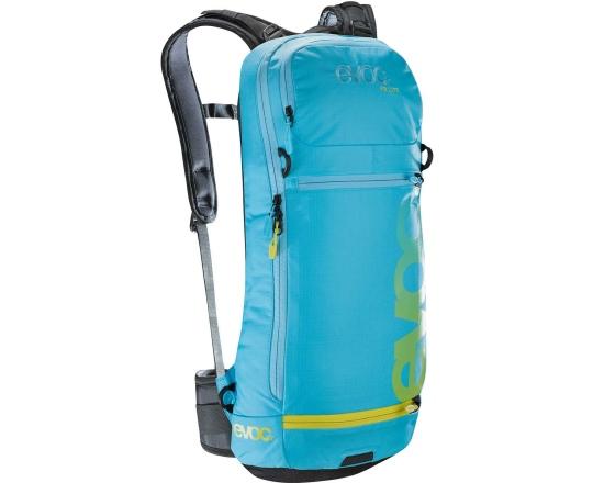 Ryggsäck Evoc FR Lite 10 l small neon blue